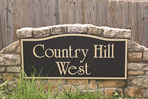 Country Hill West Lenexa KS