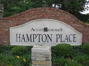 Hampton Place overland park ks
