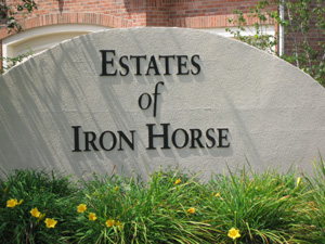 estates of iron horse by ken jansen