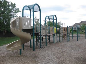Wilshire Place Leawood ks playscape